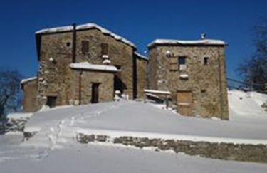 Agriturismo Montalcino inverno