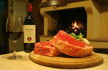 La Casa Medievale - Carne
