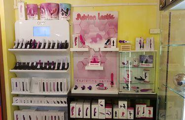 Lui & Lei Sexy Shop - Vetrina