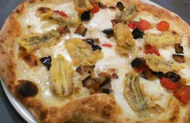 Pizzeria Il Portico - Pizza alle Alici