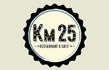 Restaurant Kilometro 25 - Logo