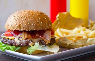 40 Street - Hamburger