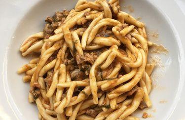La Tavernetta Paolo e Francesca - Strozzapreti