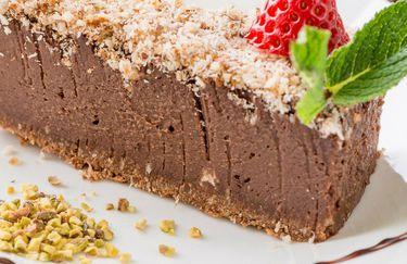Ristorante HappyRaw - Torta al Cioccolato