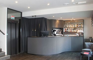 Hotel Cristallo hall