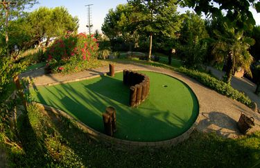 Belafonte Mini Golf - Percorso