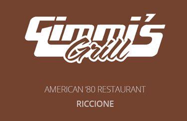 Gimmi's Grill - Logo