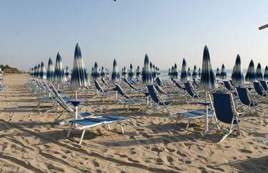 Hotel Onda - Spiaggia Privata