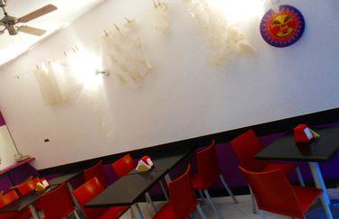 La Pida e Companatico - tavoli