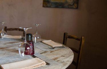 Agriturismo Donfra - Tavolo