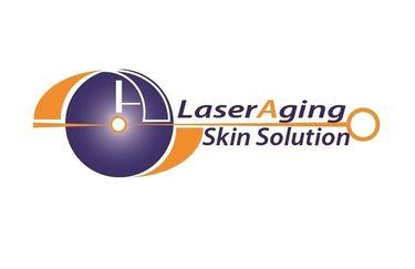 Laser Aging - Logo