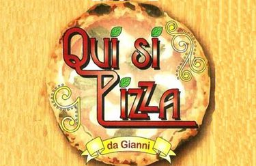 Qui si Pizza - Logo