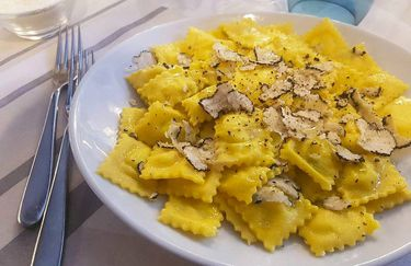 Pian D'Angelo - ravioli tartufo