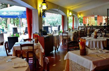 Ristorante Pizzeria Ranch - Interno