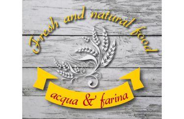 Acqua & Farina - Logo