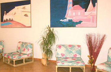Residence Algarve - salotto