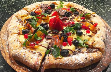 Pizzeria Margheri - Pizza Dolce