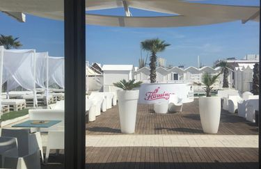 Bagno Flamingo Beach - Bar