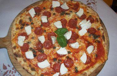 Rica Roca - Pizza