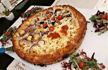 Pizzeria Il Girasole - Pizza