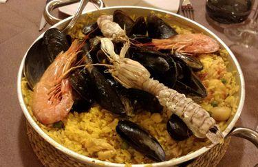 Osteria Conscio - Paella1