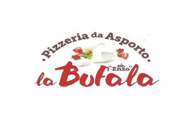 Pizzeria La Bufala - Logo