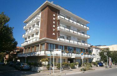 Hotel Brenta - Struttura