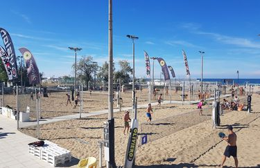 Beach Arena - Campi Beach Tennis Arena