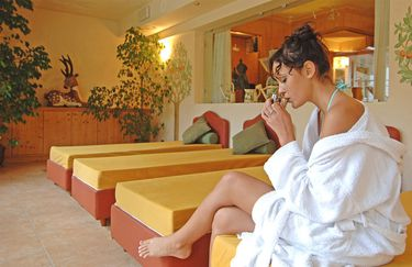 Hotel Brunet Family e Spa - Area Relax