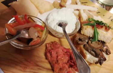 Osteria della Serafina - Crostini