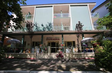 Hotel Villa Zamagna - Esterno