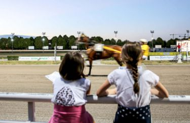 Ippodromo di Cesena - Corsa