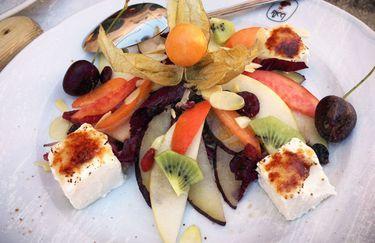 Locanda Ricci - Formaggio e Frutta
