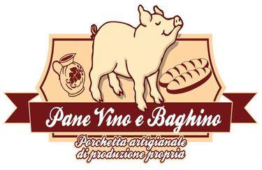 Pane Vino e Baghino - Logo