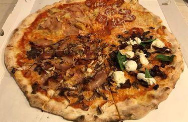 Acqua & Farina - Pizza