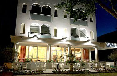 Hotel Admiral - Esterno Notte