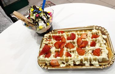 Yogurteria Antonella - Waffle