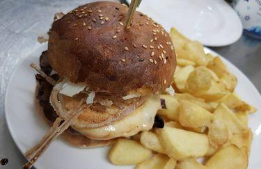 Ristorante De Gustibus - Hamburger