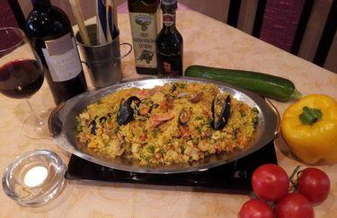 Pizzeria Tre Stelle - Paella Valenciana