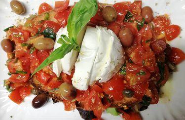 Osteria Brodo di Giuggiole - Mozzarella