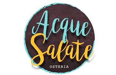 Osteria Pizzeria Acque Salate - Logo