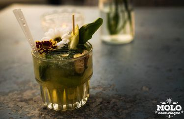 Coupon long drink e short drink al molo o al bagno romeo di