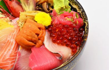 Vigna del Mare - Sashimi
