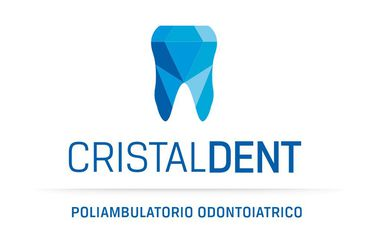 Cristaldent - Logo
