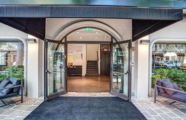 Hotel Cristallo entrata 2