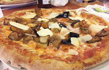 Acqua & Farina - Pizza Melanzane