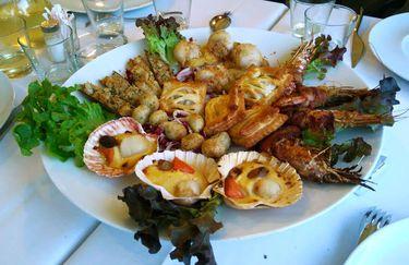 Osteria Maremosso - Mix di Pesce