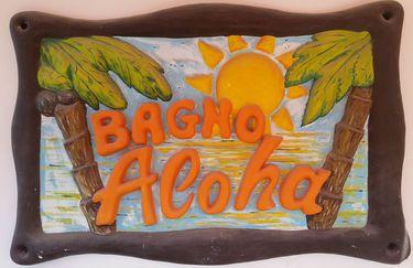 aloha - insegna