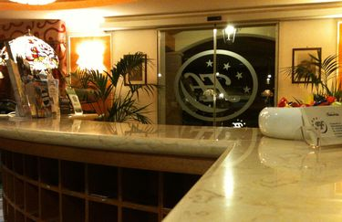 Hotel Fashion - Reception