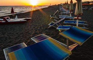 Hotel Helios - Spiaggia